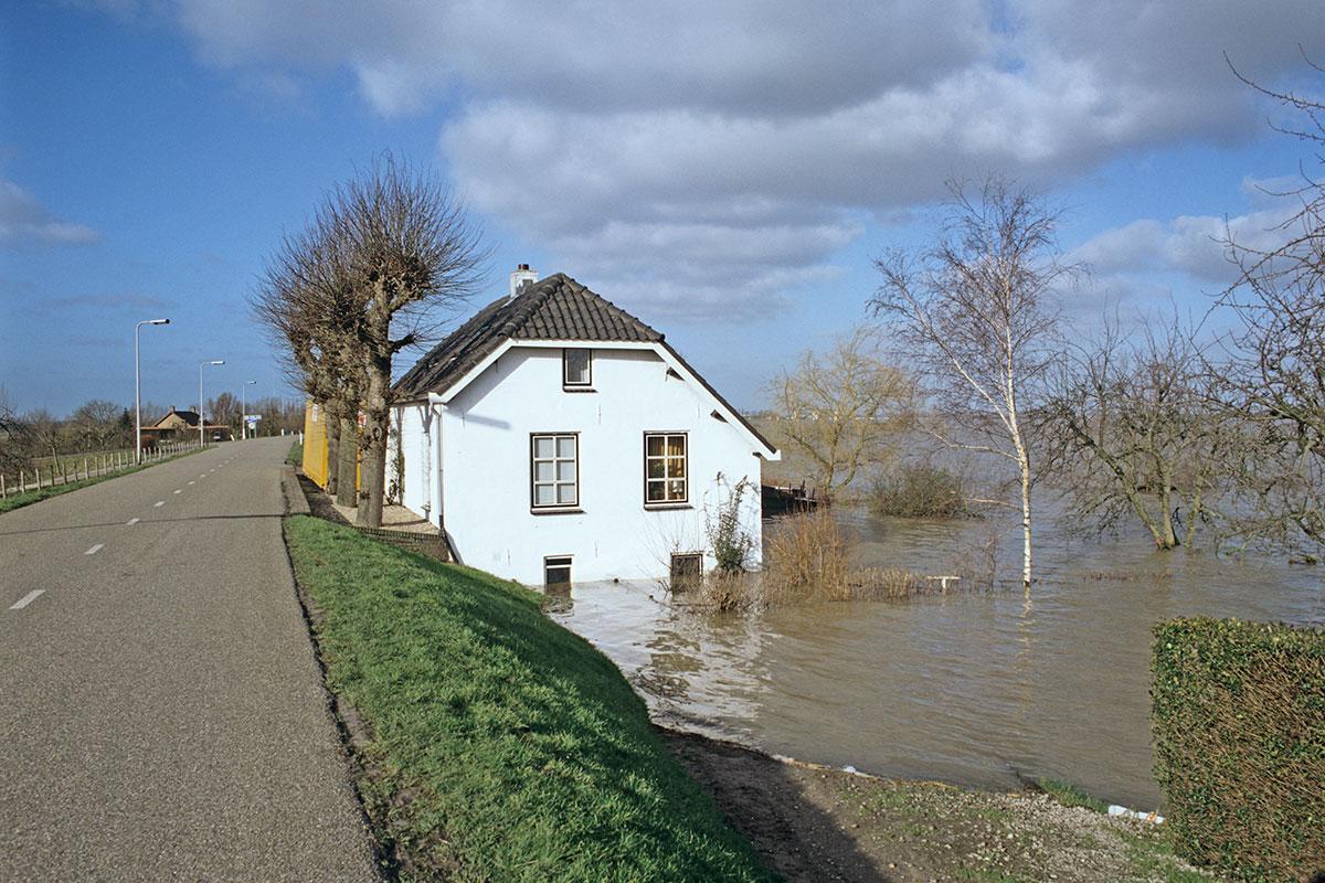 Hoogwater Everdingen