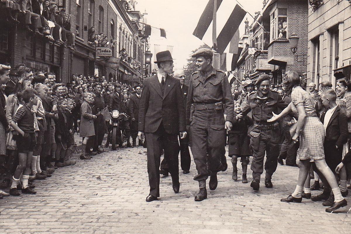 Bevrijding Leerdam 1945